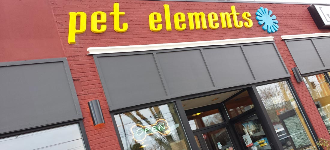 Pet Elements Pet Store Seattle